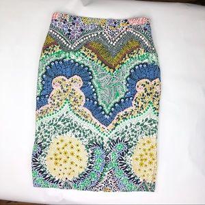 Anthropologie Moulinette Soeurs Riverwood Skirt